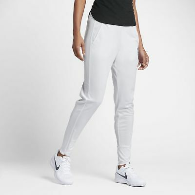 Nike sz XL Women/'s TENNIS Pants NikeCourt Dry w Zip @ Ankles NEW $80  831205-100