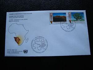 Vereinten-Nationen-Geneve-Umschlag-1er-Tag-10-5-1991-cy33-Vereinigte