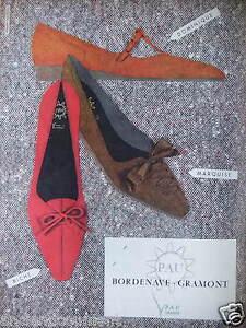 213b977bb058a1 Chargement de l'image en cours PUBLICITE-1958-CHAUSSURE-BORDENAVE-GRAMONT-A- PAU-ADVERTISING