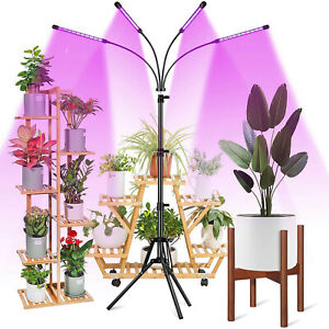 LED Grow Light Full Spectrum Growing Lamp Light for Indoor Plants Hydroponics
