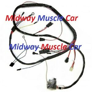 engine wiring harness 71 72 buick gran sport skylark gs image is loading engine wiring harness 71 72 buick gran sport