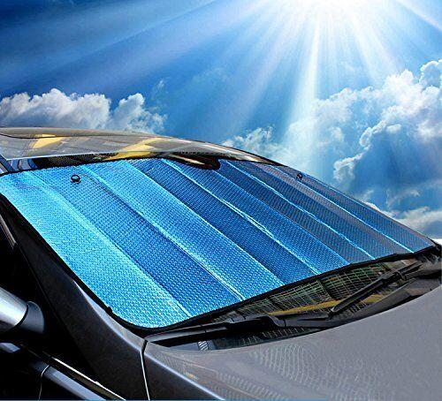 Wellco Car Sunshade Windshield  Blue
