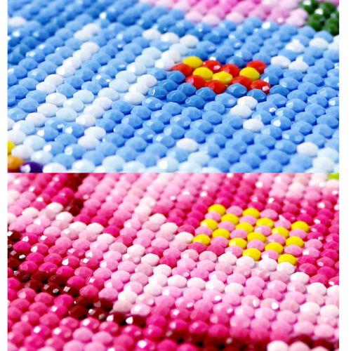 5D Diamond Peinture Kits Broderie Croix Craft Stitch art photos murale Decor