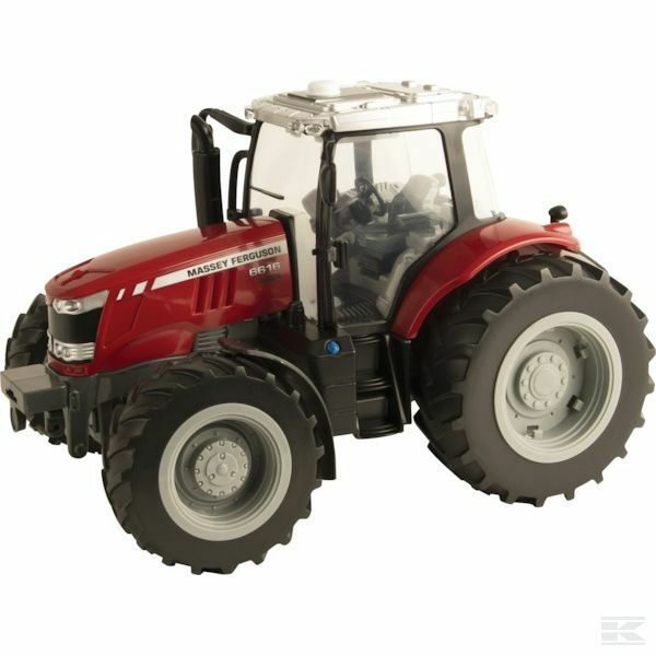 ERTL Massey Ferguson 6613 1 16 Scale Model Tractor Collectable