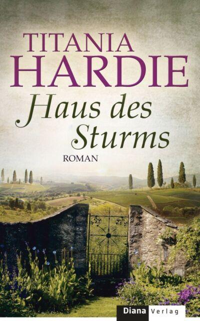 Hardie, T: Haus des Sturms von Titania Hardie (2012,Gebundene Ausgabe) UNGELESEN