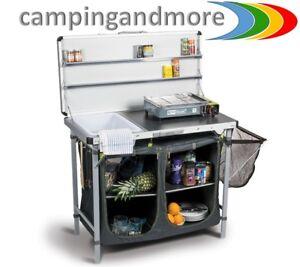 Detalles de Cocina de camping con sistema pélvico carpa-cocina  kocherschrank Koch mesa cortavientos- ver título original
