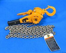 Harrington Lb010 10 1 Ton X 10 Ft Lever Chain Hoist