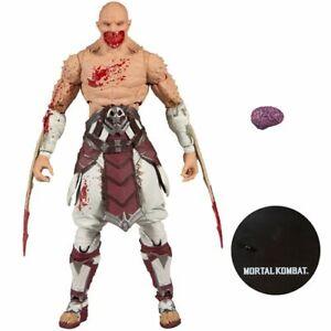 Mortal Kombat 11 Bloody White Hot Fury Raiden Action