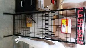 $45.00 HEAVY DUTY 2X6 GRID PANEL WITH 12PCS 10 HOOKS AND SIGN HOLDER $45.00 City of Toronto Toronto (GTA) Preview