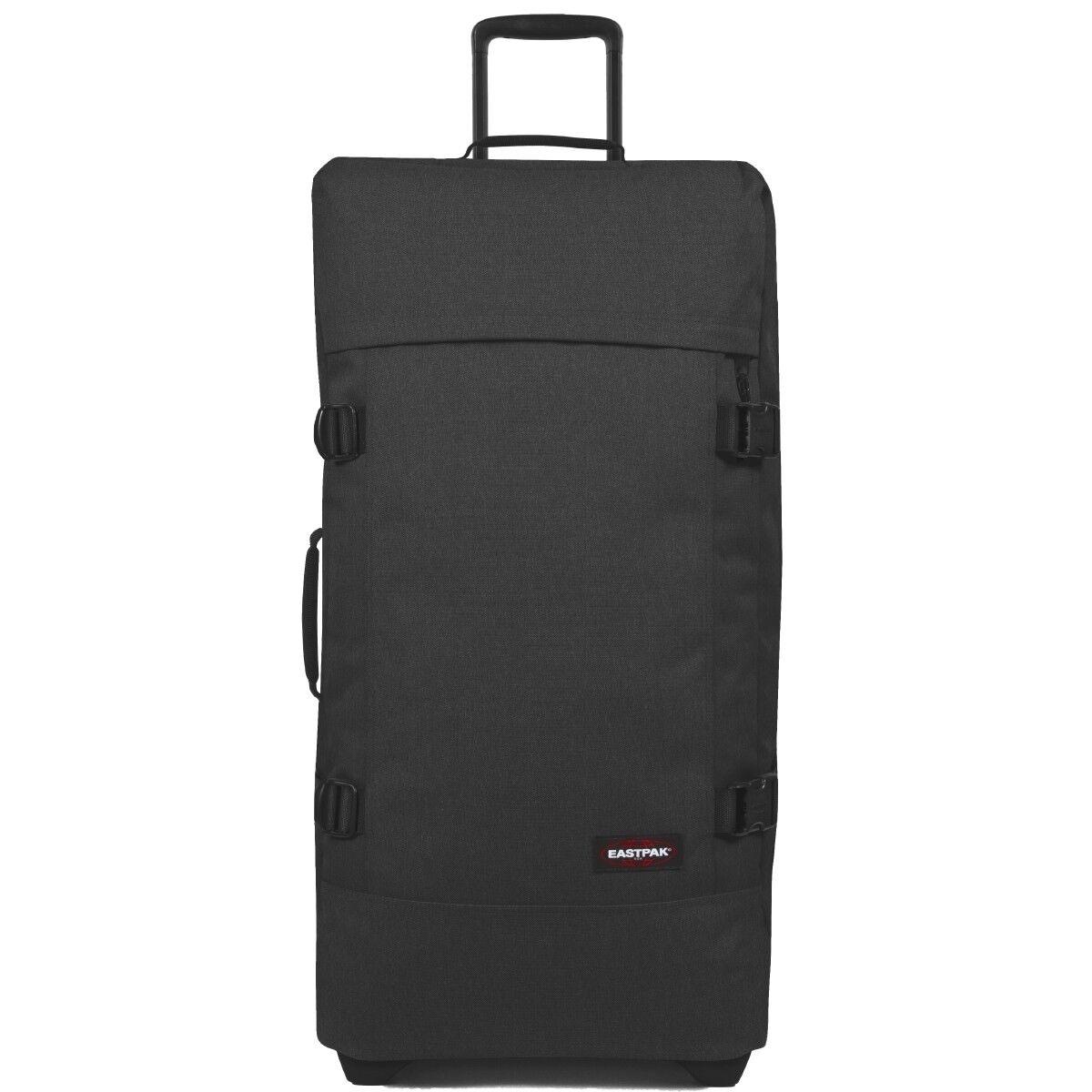 Eastpak Tranverz L Trolley Sac de voyage LOUD BLACK BLACK BLACK sac valise de voyage ek63l81w 4e7349