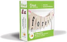 Cricut Library Fonts Cartridge Use w/ Explore Expression & All Cricut Machines