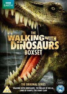Nuovo-Passeggio-Con-Dinosaurs-Cofanetto-DVD