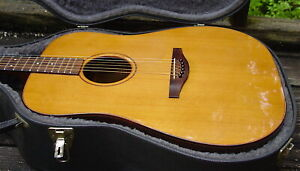 Avalon Silver DS-201E Acoustic Guitar  Lowden design rosewood