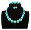 Charm-Fashion-Women-Jewelry-Pendant-Choker-Chunky-Statement-Chain-Bib-Necklace thumbnail 183
