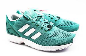 Details zu Adidas Originals ZX Flux Herren Sneaker Turnschuhe türkis B34515 Gr. 44 45 NEU