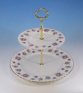 Royal-Albert-034-Sweet-Violets-034-Etagere-2-stufig