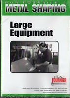 Metal Work Basics: Large Equipment, By Ron Fournier (dvd) /auto Body/motorcycle