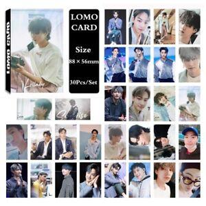 30Pcs-set-KPOP-GOT7-JB-Album-Present-YOU-PhotoCard-Lomo-Card-Posters-Photo-Card