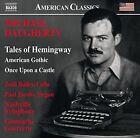 Daugherty Tales of Hemingway 0636943979822 by Bailey CD