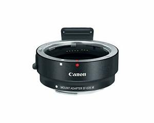 Canon-EOS-M-Mount-Adapter-6098B002-Brand-New-Sealed