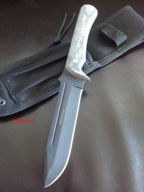 Condor Toloza Knife +Sheath  Survival,Tactical,Bush,Camp,Outdoor,Hunting,Knife
