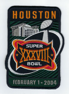 2004-Super-Bowl-XXXI-patch-Patriots-vs-Panthers-SB-38-Tom-Brady-New-England