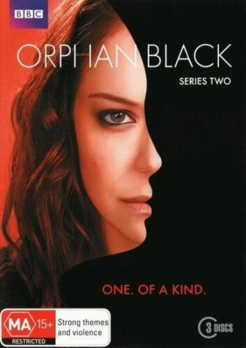 1 of 1 - Orphan Black : Series 2 (DVD, 2014, 3-Disc Set) Brand New, (D53)(D152)(D166)D178