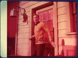 Star-Trek-TOS-35mm-Film-Clip-Slide-Spectre-of-Gun-Kirk-Sheriff-039-s-Office-3-6-19