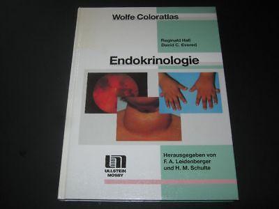 Evered Kraftvoll Hall Endokrinologie Wolfe Coloratlas
