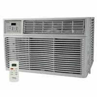 SoleusAir 8,000 BTU Window Air Conditioner with Remote (White)