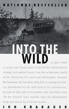 Into the Wild by Jon Krakauer (1997, Paperback)