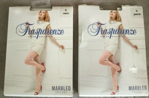 Trasparenze Calze Collants//Tights various designs//sizes//colours BNWT