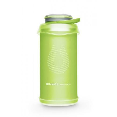 Freezable HydraPak Stash 750 mL BPA//PVC Free Collapsible Water Bottle