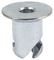 "Panel Fast Flush Head Allen Steel 1//4 Turn Dzus Fastener 7//16/"" .600/"" Long 10Pk"