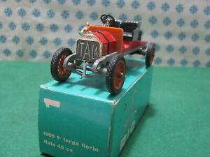 Vintage-ITALA-45-CV-Targa-Florio-1906-1-43-Rio-n-1-Mint-in-Box