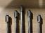 Carbide Burr 3//8 Cylinder Single Cut 10 Inch 1//4 Shank
