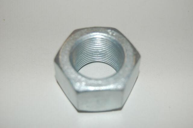 Selbstsichernde Sechskantmutter DIN 980 M 8 x 1,25 Stahl galvanisch verzinkt 500
