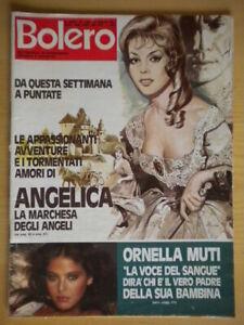 Bolero-1768-Muti-Celentano-Elmi-Carra-Dorelli-Guida-Roussos-Marc-Porel-Streisand