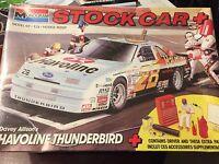 Davey Allison Havoline Thunderbird Model Kit Factory Sealed