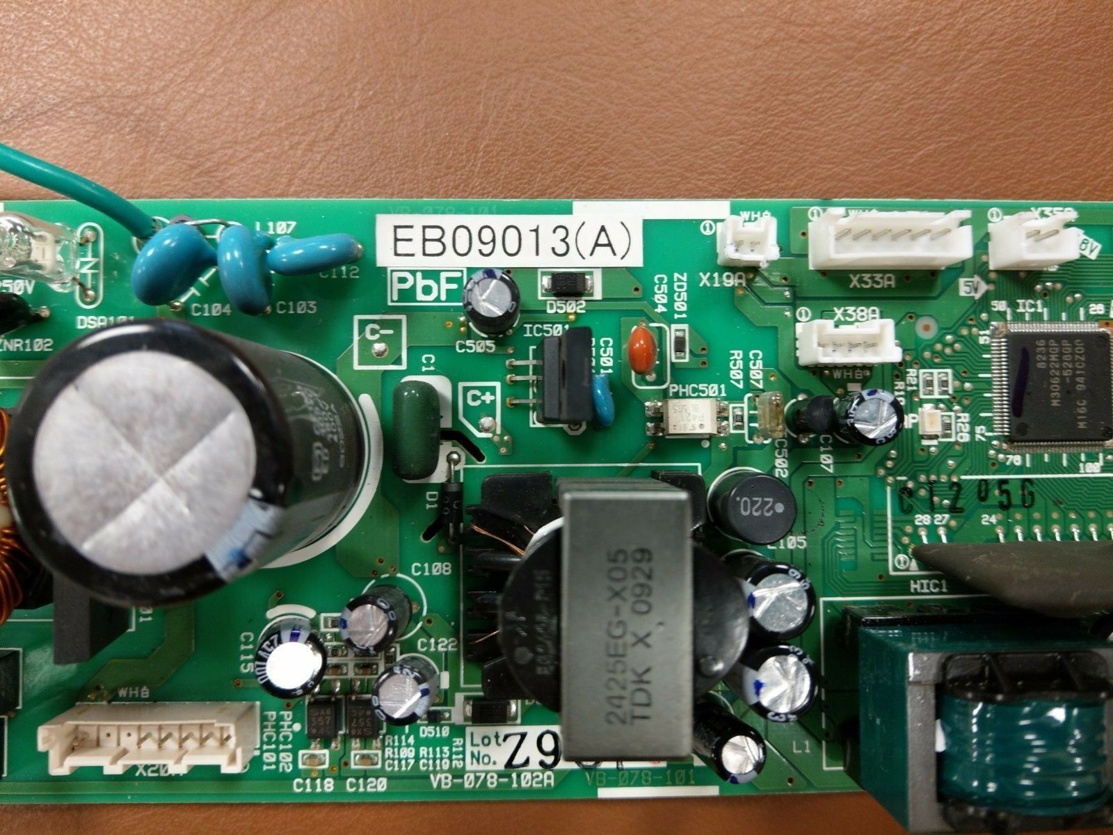 Daikin Pcb Board Eb09013 Ebay Central Air Conditioning Circuit Norton Secured Powered By Verisign