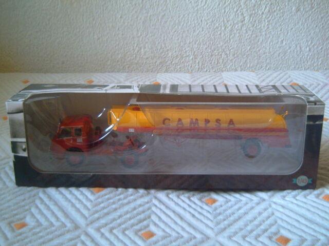 TRUCK PEGASO MOFLETES CAMPSA 1948-1959 1/43 IXO NUEVO NEW MINT IN BOX