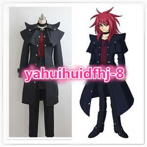 Vanguard Suzugamori Ren Cosplay Costume Uniform Custom Made CARDFIGHT!