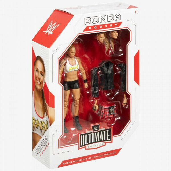 WWE FANDANGO POPO WWF ACCESSORIES ELITE SERIES 61 WRESTLING MATTEL ACTION FIGURE