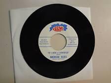 "AMERICAN BLUES:(Pre-ZZ Top)If I Were A Carpenter-All I Saw Was You-U.S. 7"" 1967"