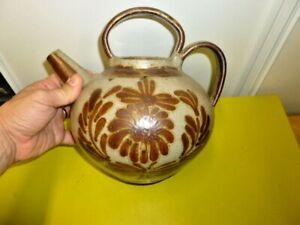 Intelligent Vase Chevrette En Gres Signe Keraluc Quimper !