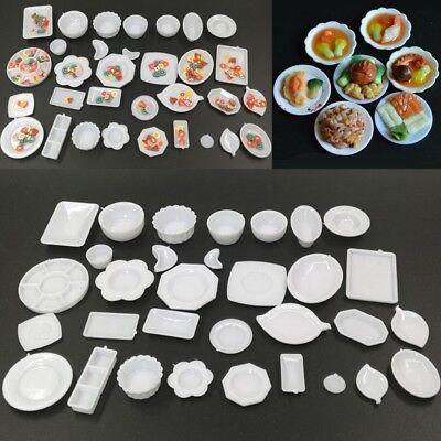 Mini Kitchen Doll 33pcs//Set Dish Tableware Toys
