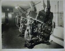Vintage Super Simplex 35mm movie projector photo Kiel Opera House St. Louis MO
