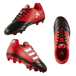 Image is loading Adidas-Kids-Football-Shoes-Boys-Boots-Ace-17-