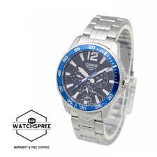 Casio Men's Diver Look Marine Sports Watch MTD330D-1A2