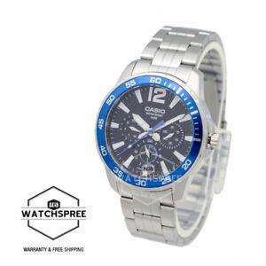 Casio-Men-039-s-Diver-Look-Marine-Sports-Watch-MTD330D-1A2